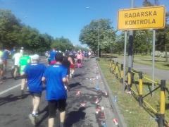 """""""Radarkontrolle"""": Die Läufer müssen sie wohl nicht fürchten"""