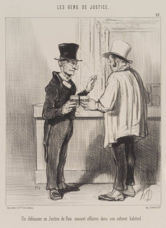Brooklyn_Museum_-_A_Defense_Lawyer_at_the_Court_of_Arbitration_Discussing_Business_at_his_Usual_Office_Premises_-_Honoré_Daumier
