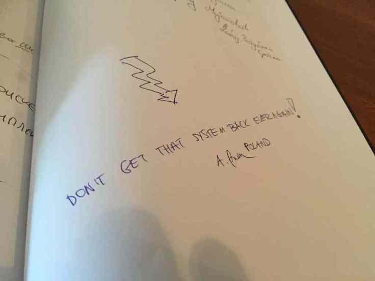 Briefe an einen Toten Brief 6