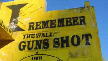 remember the wall