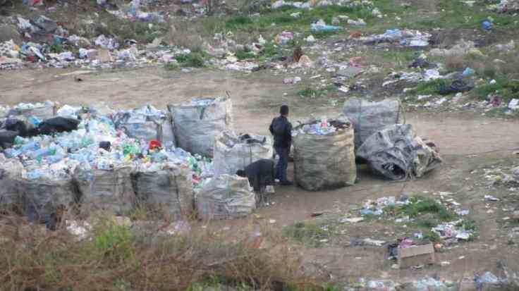slum plastik