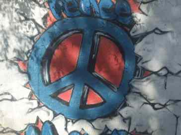 Mostar Street Art Uni Peace 1