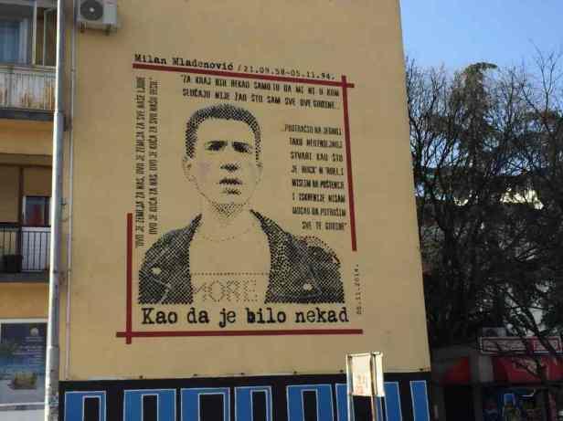 Podgorica Street Art Milan
