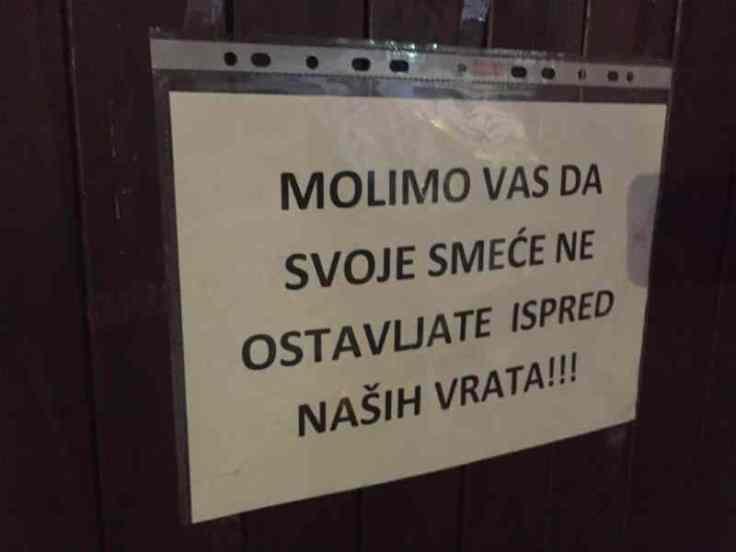 Sarajevo Abfall 1