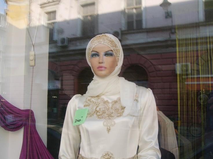 Ramazan Schaufensterpuppe