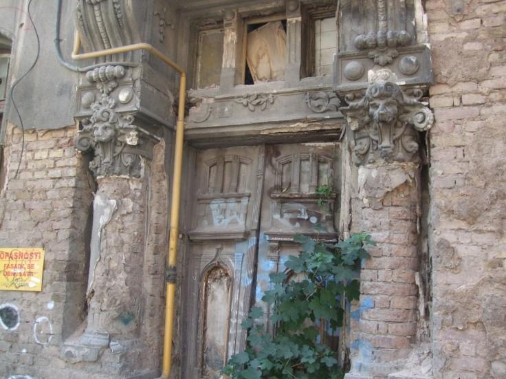 Sarajevo Fassade 1