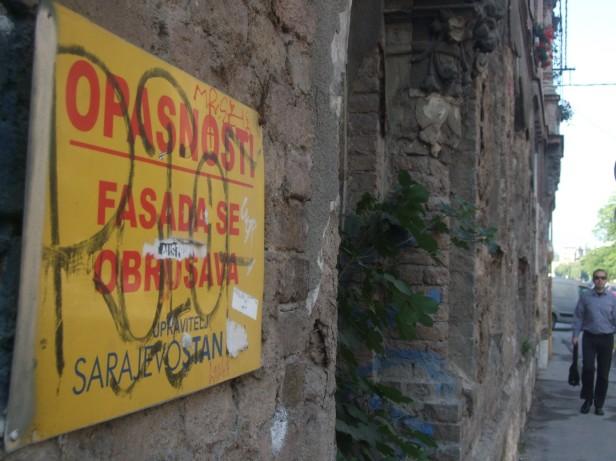 Sarajevo Fassade 2
