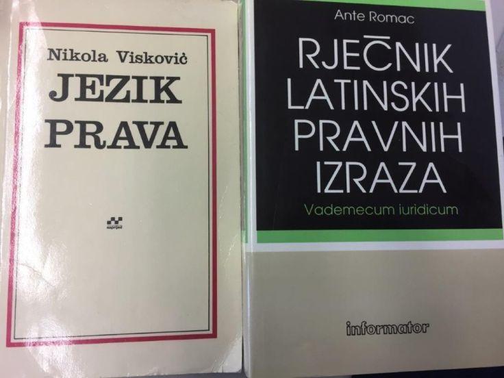 Jezik Prava klein