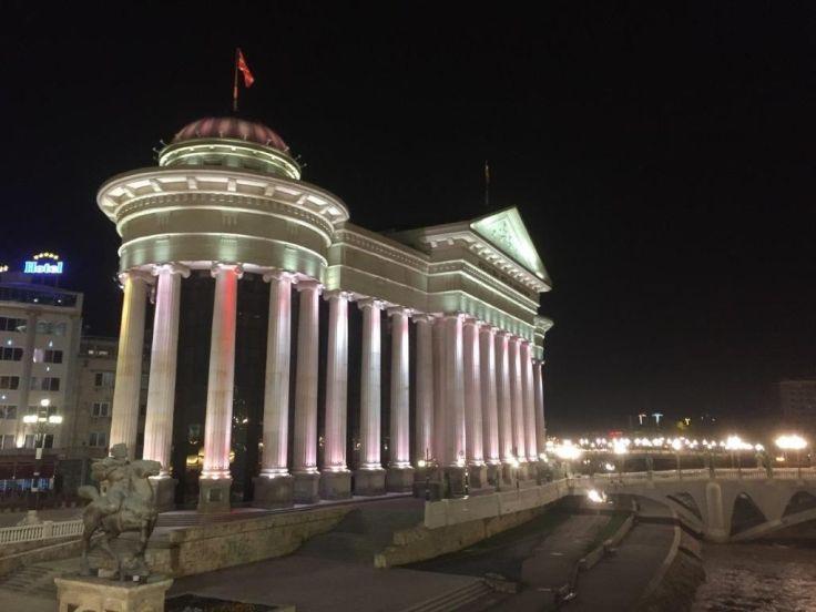 Skopje VerfG klei