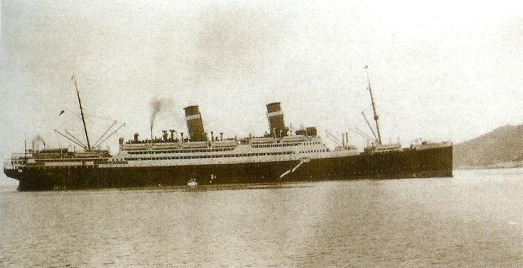 JU WM 1930 Schiff