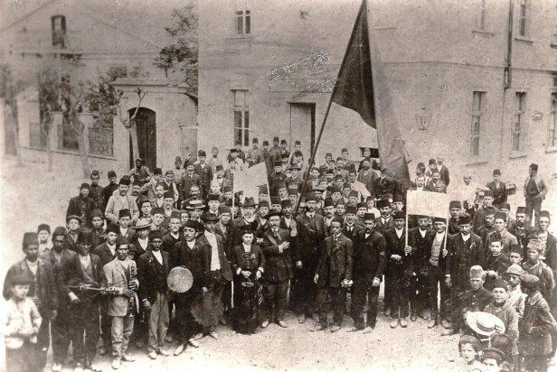 Prvomajska_proslava_vo_Skopje,_1909