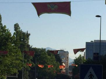 ME Podgorica Fahnen (2)
