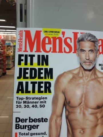 Mens healthe